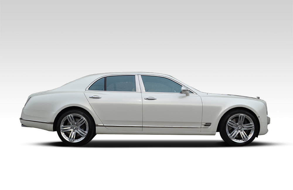 After-Bentley Mulsanne Wrap