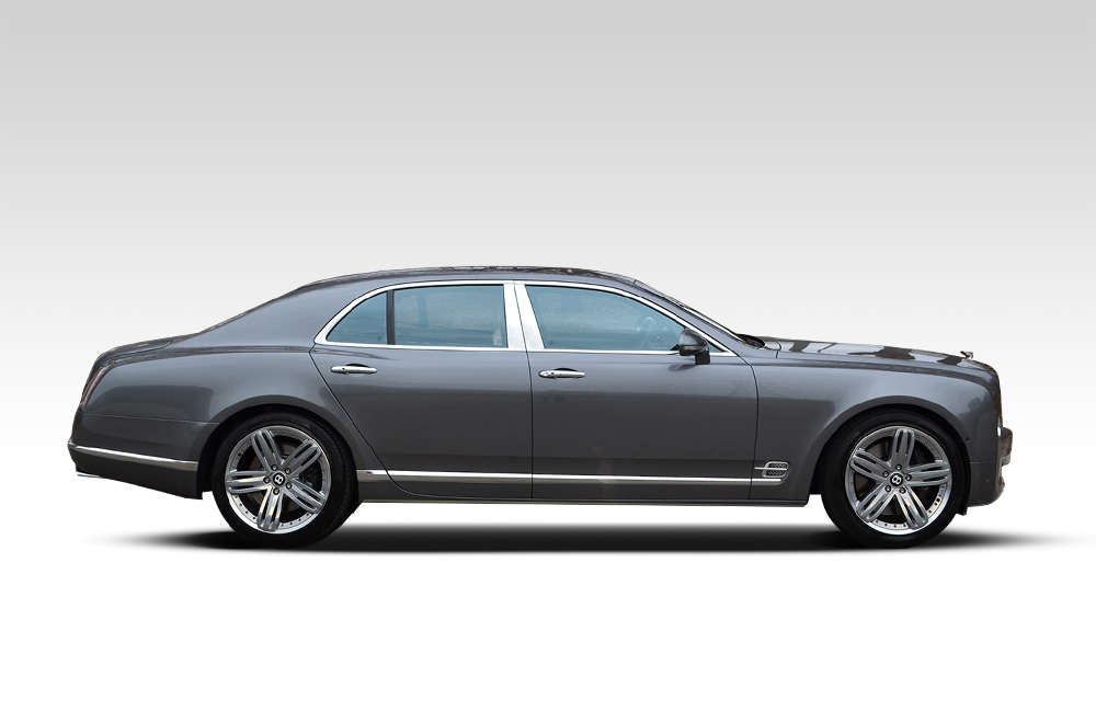Before-Bentley Mulsanne Wrap