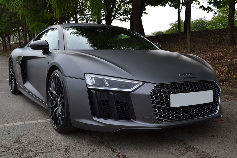 2018 audi r8 v10 plus spyder for sale