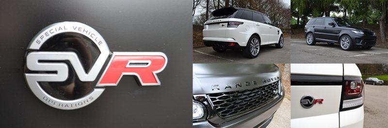 SVR Range Rover Blog Reforma