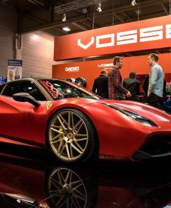 Ferrari 488 Vossen VPS 314T Front