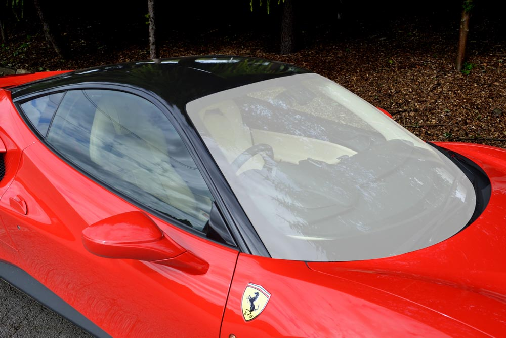 Windscreen Protection Film