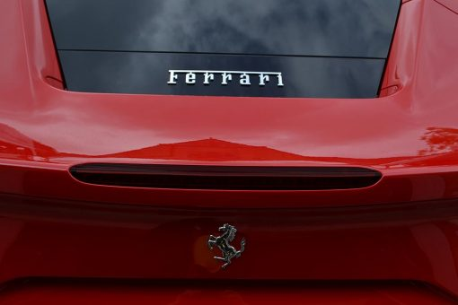 Ferrari 488 Tinted Third Rear Light