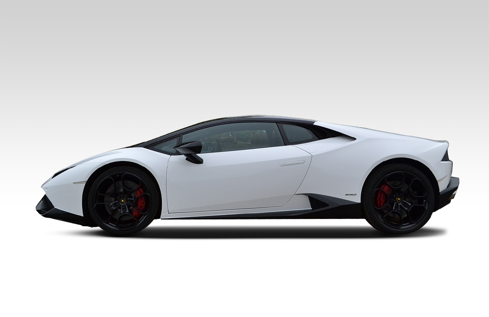 lamborghini huracan white - photo #37