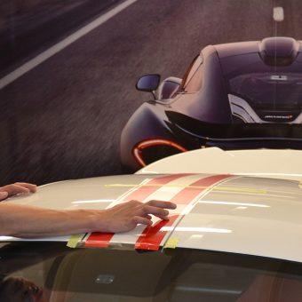 McLaren 675LT Fitting