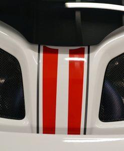 McLaren 675LT Rear Stripes Small