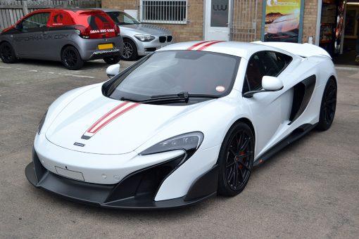 McLaren 675LT Stripe Front