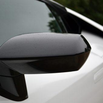 Lamborghini Huracan 1380 Gloss Black Mirror Wrap