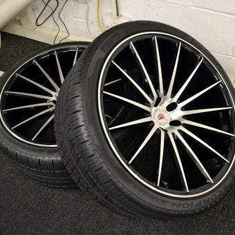 porsche macan vossen wheels