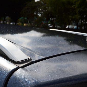 suzuki vitara glitter roof wrap closeup