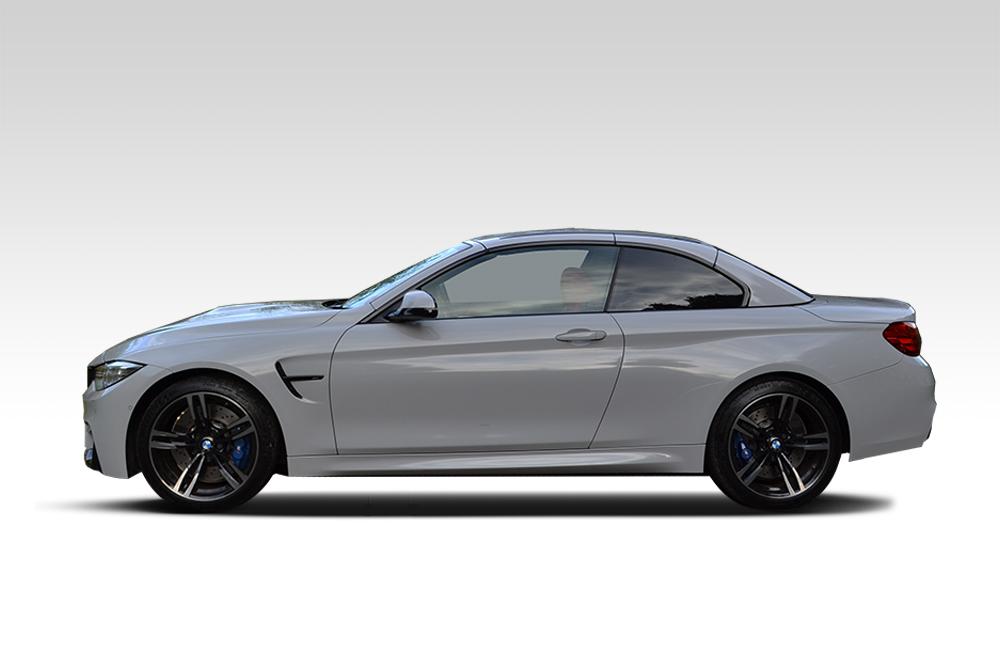 After-Nardo Grey BMW Wrap