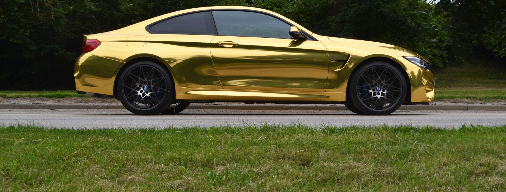 BMW M4 Case Study