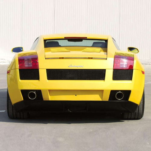 Lamborghini Gallardo Rear