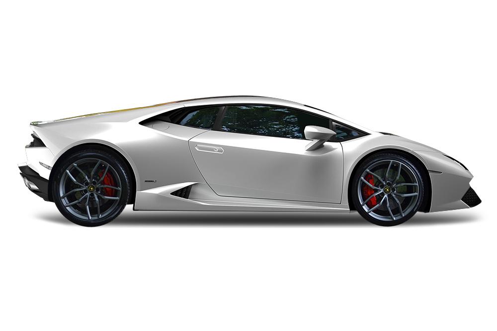 Before-Lamborghini Huracan Wrapped in Rushing Riptide