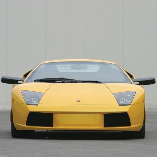 Lamborghini Murcielago Front