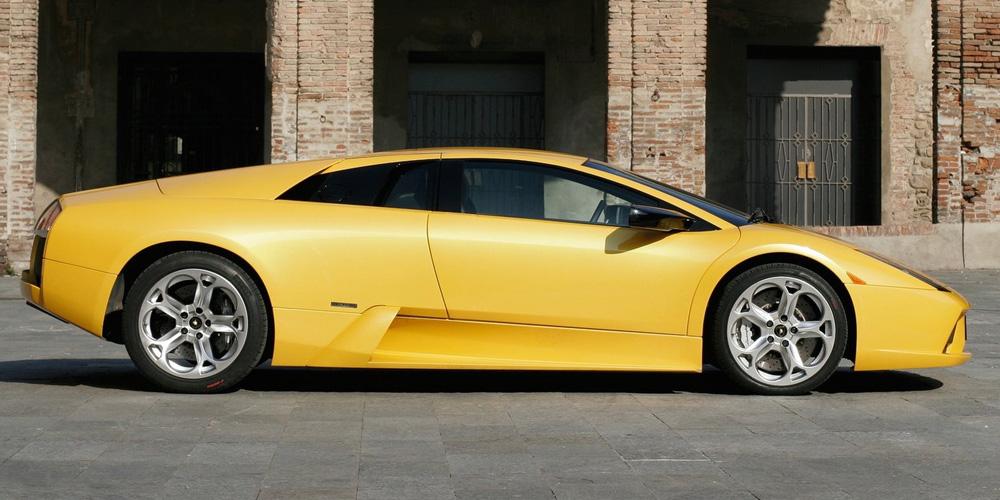 Lamborghini Murcielago Side