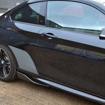 BMW M3 Custom Side Graphics