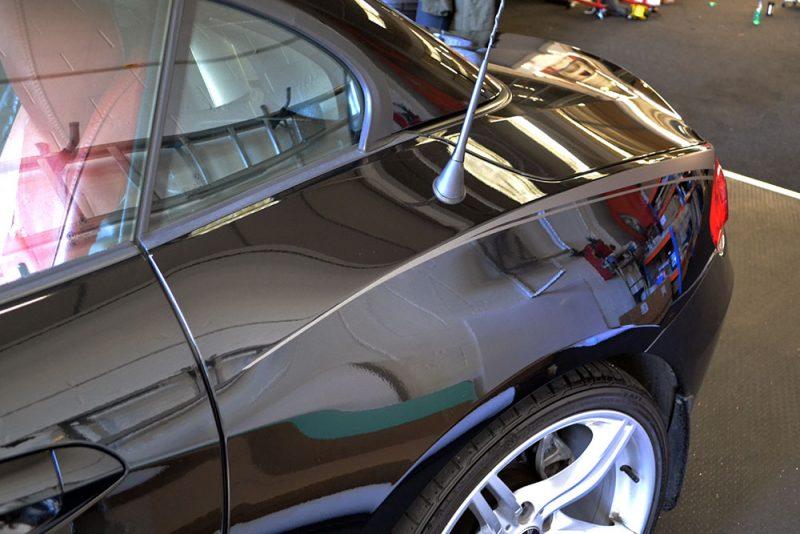 BMW Z4 Custom Wolf Graphics
