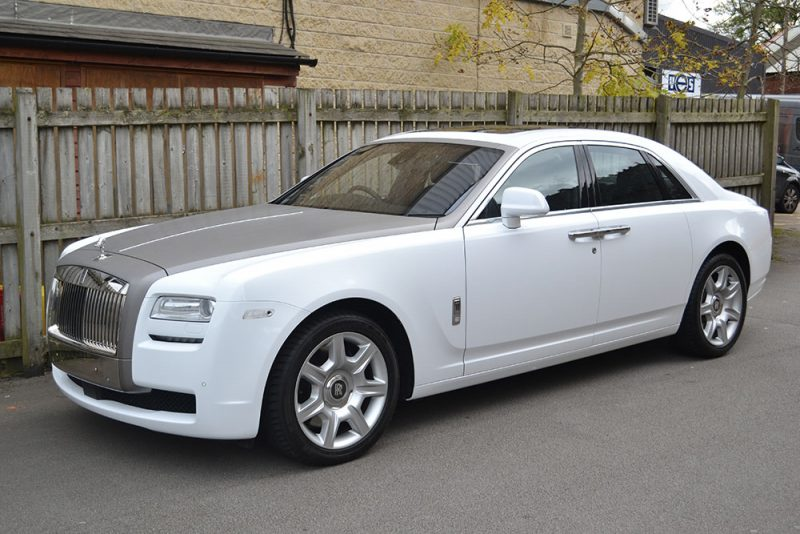 Rolls Royce Phantom Prestige Front PS