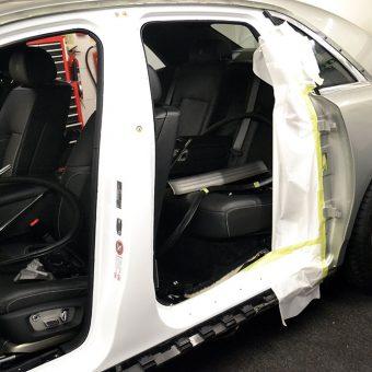 Rolls Royce Phantom Prestige Stripped Door Shuts