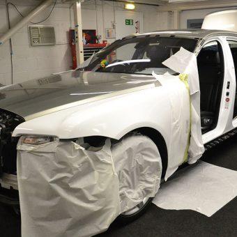 Rolls Royce Phantom Prestige Stripped Front