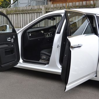 Rolls Royce Phantom Prestige Wrap Door Shuts