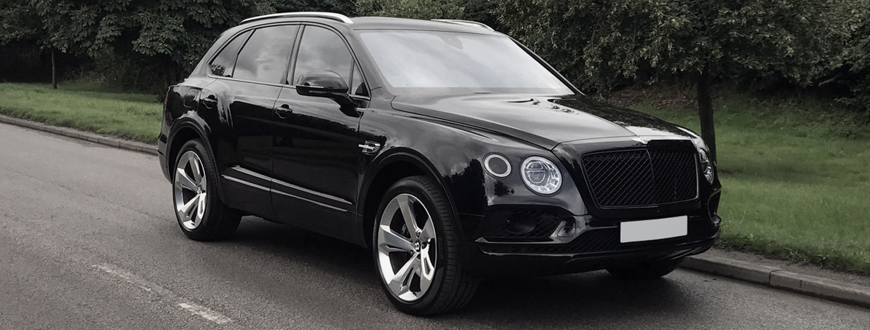 Bentley Bentayga Reforma UK Wrap