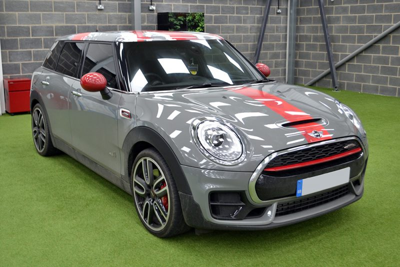 Mini Countryman Custom Roof Wrap Zak Kahn Roof Graphics