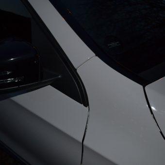 Mercedes A Class 3M 1080 Closeup