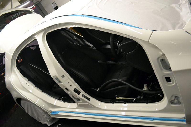Mercedes A Class 3M 1080 Storm Grey Prep