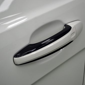 Bentley Bentayga Dechrome Reforma UK Door Handle