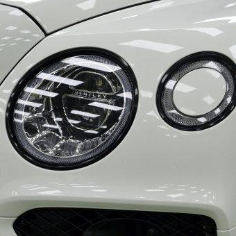 Bentley Bentayga Dechrome Reforma UK Headlights