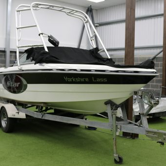 Reforma UK Boat Wrap