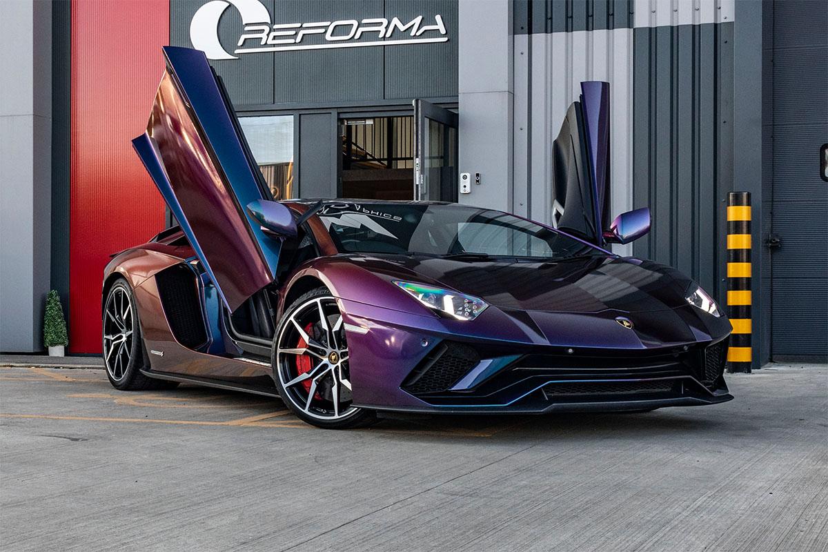 Permalink to The New Lamborghini 2017