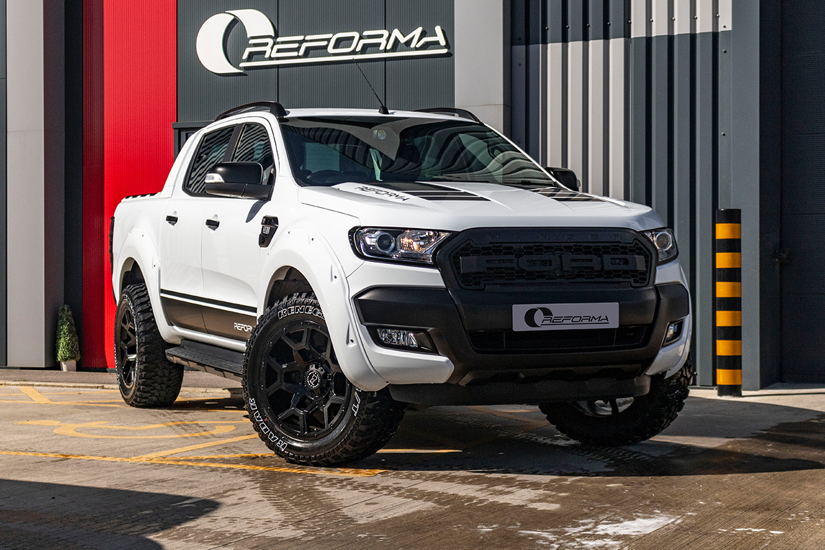 Ford Ranger Wildtrak Pickup Reforma Uk