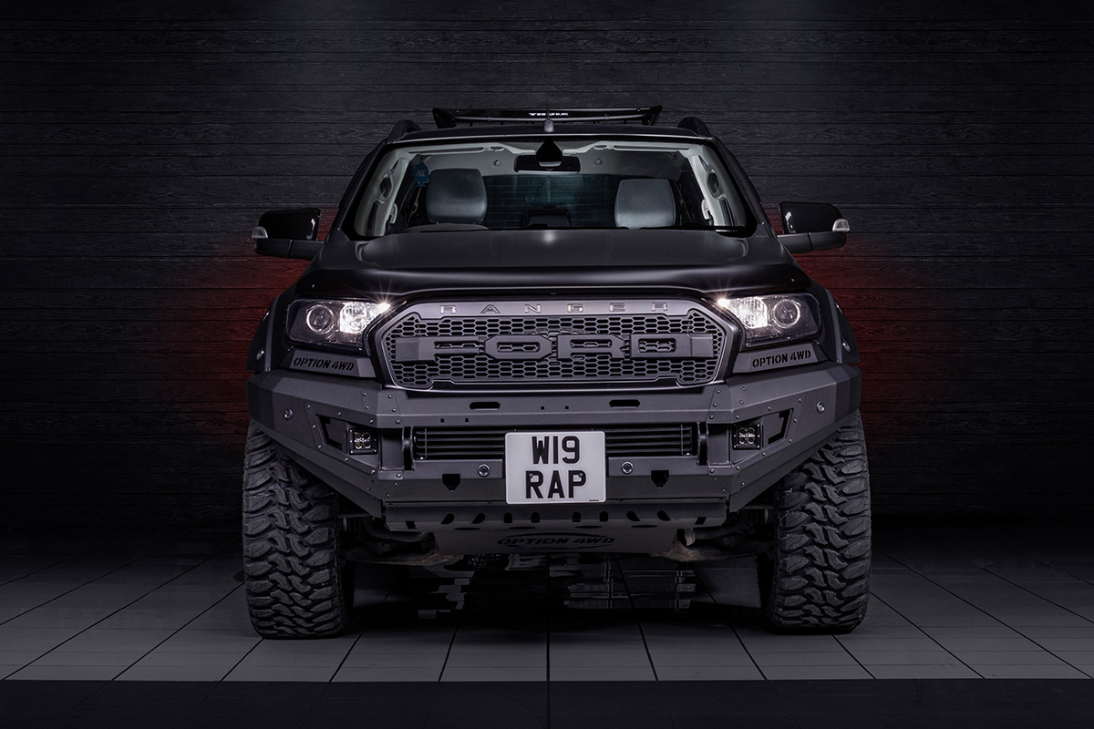 <h3></noscript>Option Off-Road Steel Front Bumper V1</h3><p>A heavy-duty steel Option 4WD Ford Ranger Front Bumper, featuring fog lights and the option of fitting a winch at additional cost.</p><h4>from <span>£1260</span><br />inc. VAT</h4>
