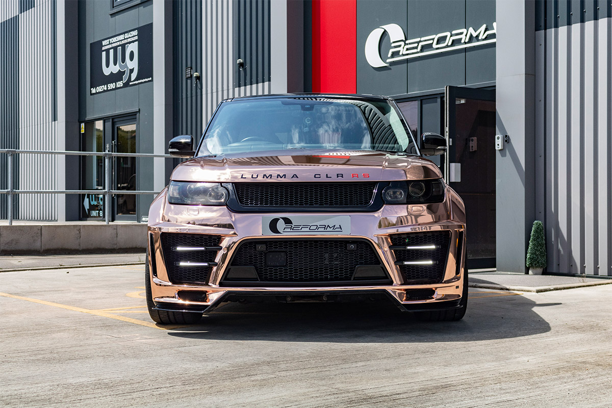 Lumma Range Rover Svr Reforma Uk