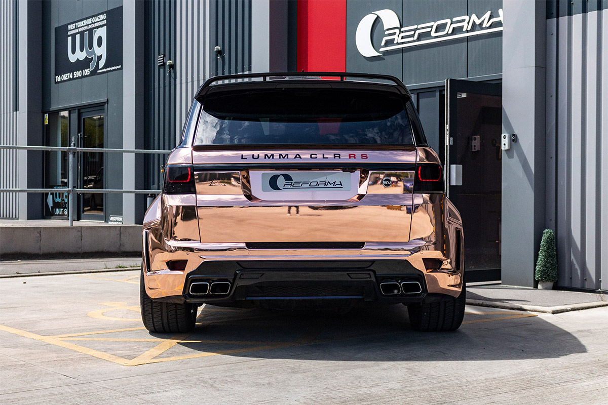Range Rover Svr For Sale >> Lumma Range Rover SVR - Reforma UK