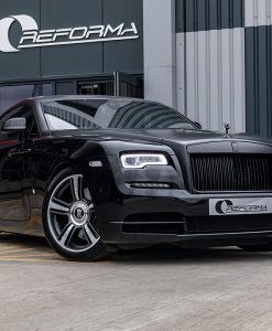 Rolls Royce Wraith Black Vehicle Wrap