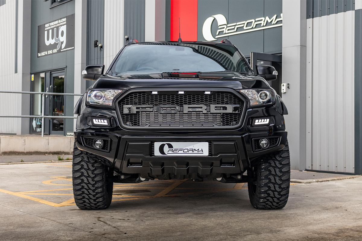 Used Raptor For Sale >> Ford Ranger Raptor - Reforma UK